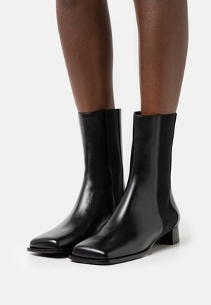 AVALIN - Classic ankle boots - black