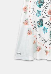 Desigual - Day dress - white - 2