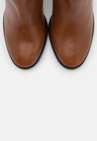 LAB - High heeled boots - volga - 5