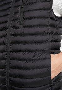 Esprit - Waistcoat - black - 5
