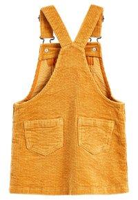 Next - PINAFORE - Day dress - yellow - 1