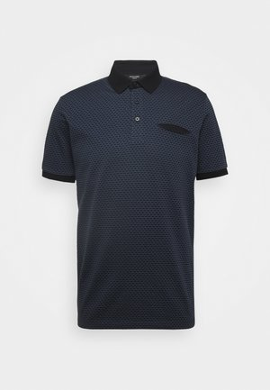 JPRBLAMARTIN - Polo shirt - black
