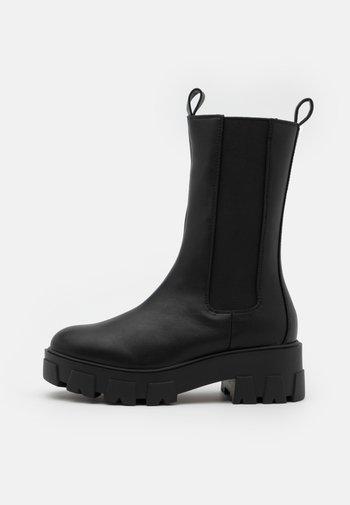 ELLERY - Platform boots - black