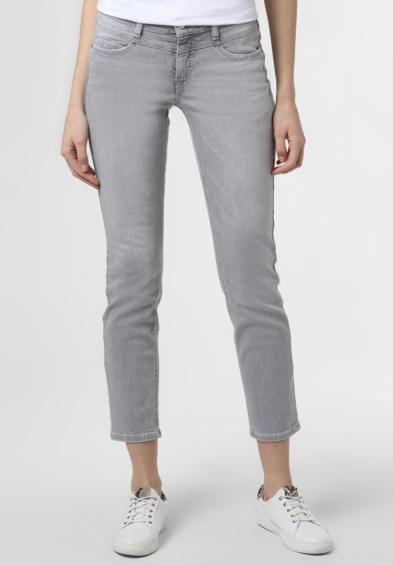 Cambio - Slim fit jeans - grau