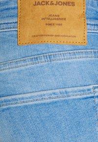 Jack & Jones - JJITOM JJORIGINAL JOS - Jeans Skinny Fit - blue denim - 6