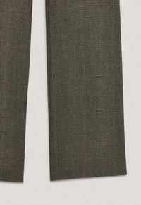 Massimo Dutti - Trousers - light grey - 5