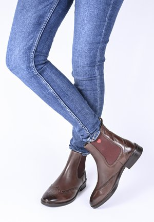 TONI  - Classic ankle boots - dunkelbraun