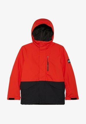 MISSION - Snowboard jacket - poinciana