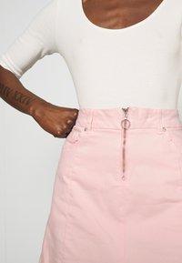 LTB - LEMIA  - Mini skirt - coral blush wash - 3