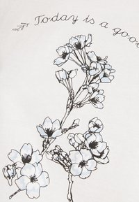 Vero Moda - VMKALOPSIA - Print T-shirt - snow white - 5
