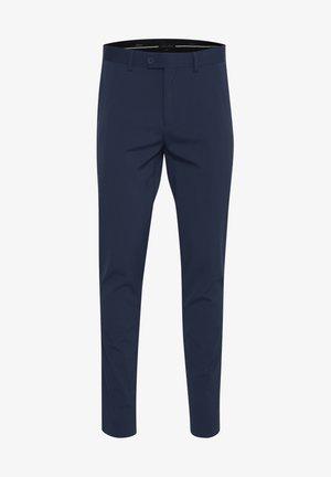 PIHL SUIT PANTS - Pantalón de traje - estate blue