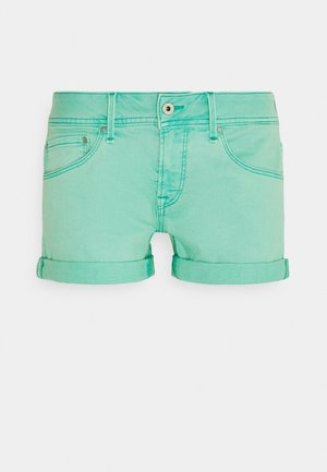 SIOUXIE - Denim shorts - jetty