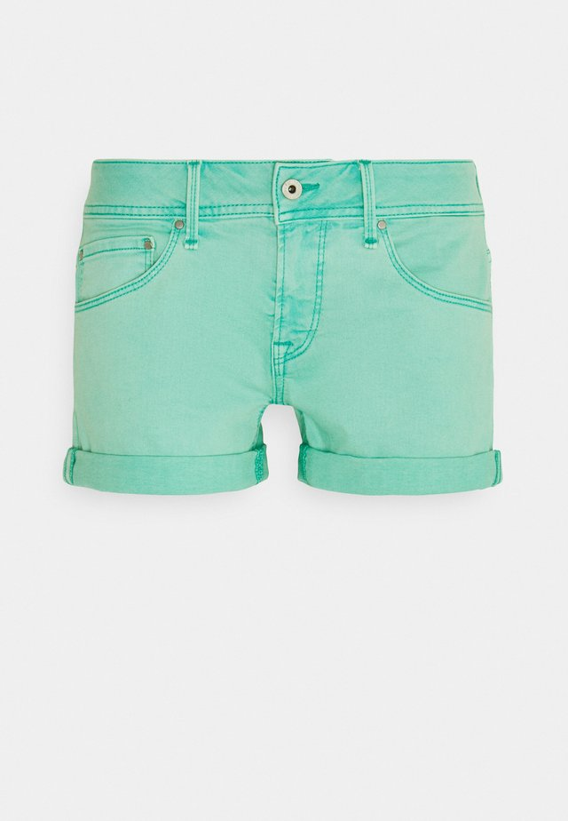 SIOUXIE - Shorts di jeans - jetty