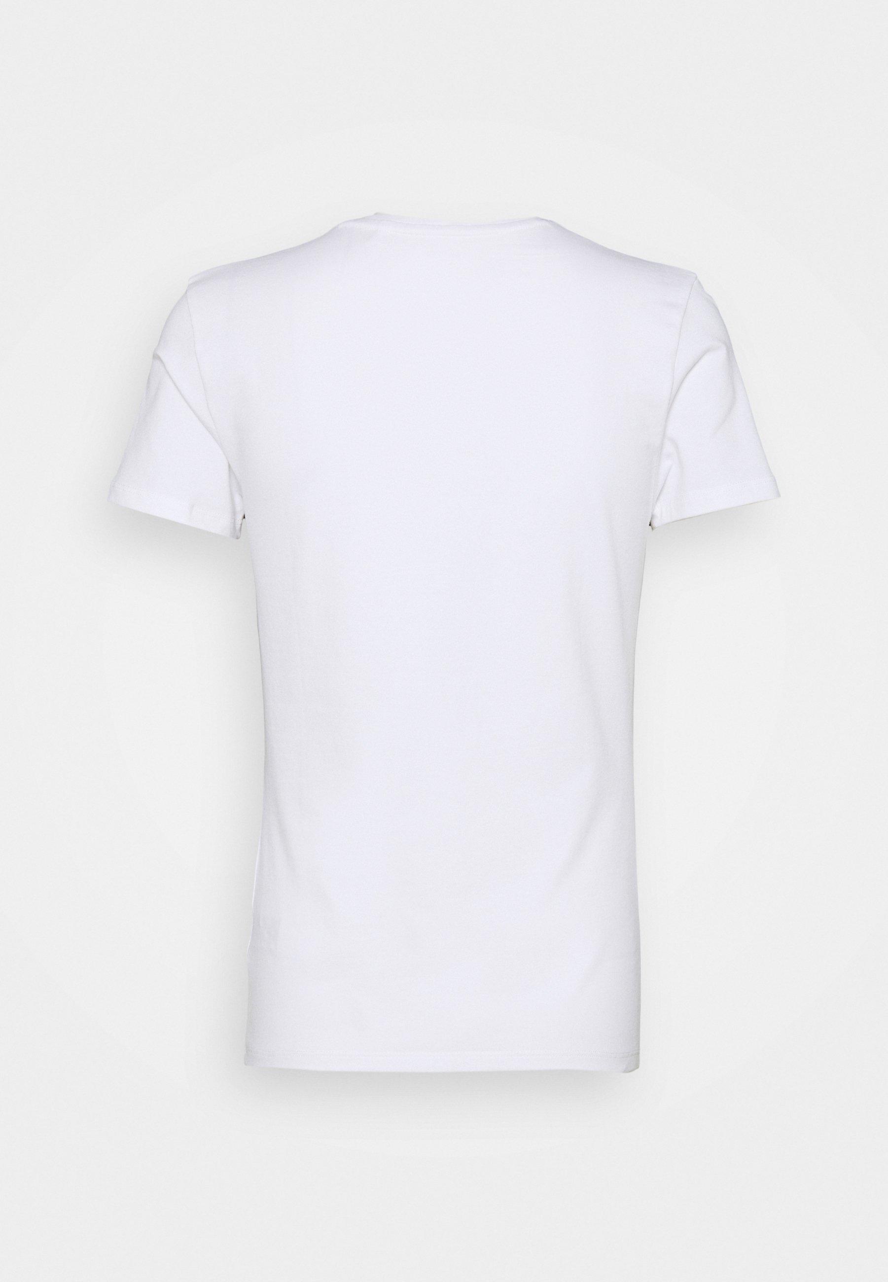 Damen FITTED CREW - T-Shirt basic