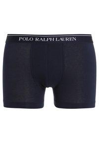 Polo Ralph Lauren - POUCH TRUNKS 3 PACK - Underkläder - white/red/blue - 7
