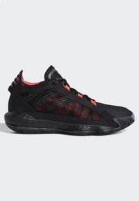 adidas Performance - DAME 6 SHOES - Basketball shoes - black - 5
