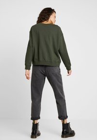 Element - LOGO CREW - Sweatshirt - olive drab - 2