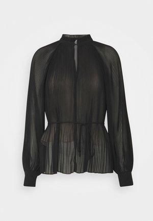 SORAYA BLOUSE - Blouse - black