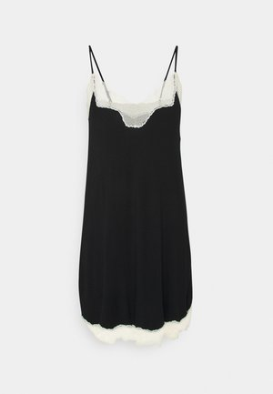 DRESS - Negligé - black