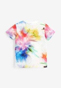 Next - T-shirt print - white - 1