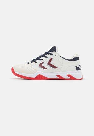 ALGIZ JR UNISEX - Handball shoes - marshmallow