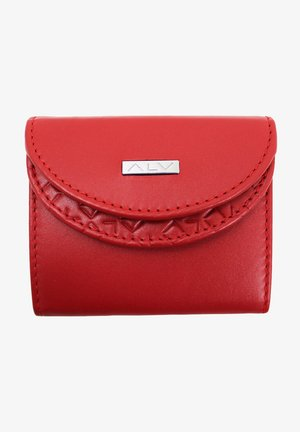 Wallet - rosso