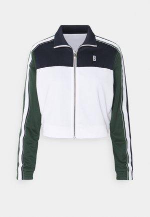 MAGGIE TRACK JACKET - Training jacket - stripe blocking