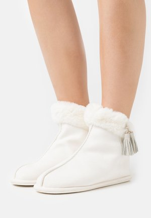 ASHLEY - Pantuflas - cream