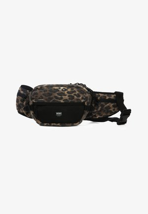 MN SURVEY CROSS BODY - Across body bag - leopard print