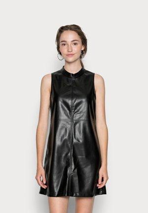 HALLE DRESS - Day dress - black
