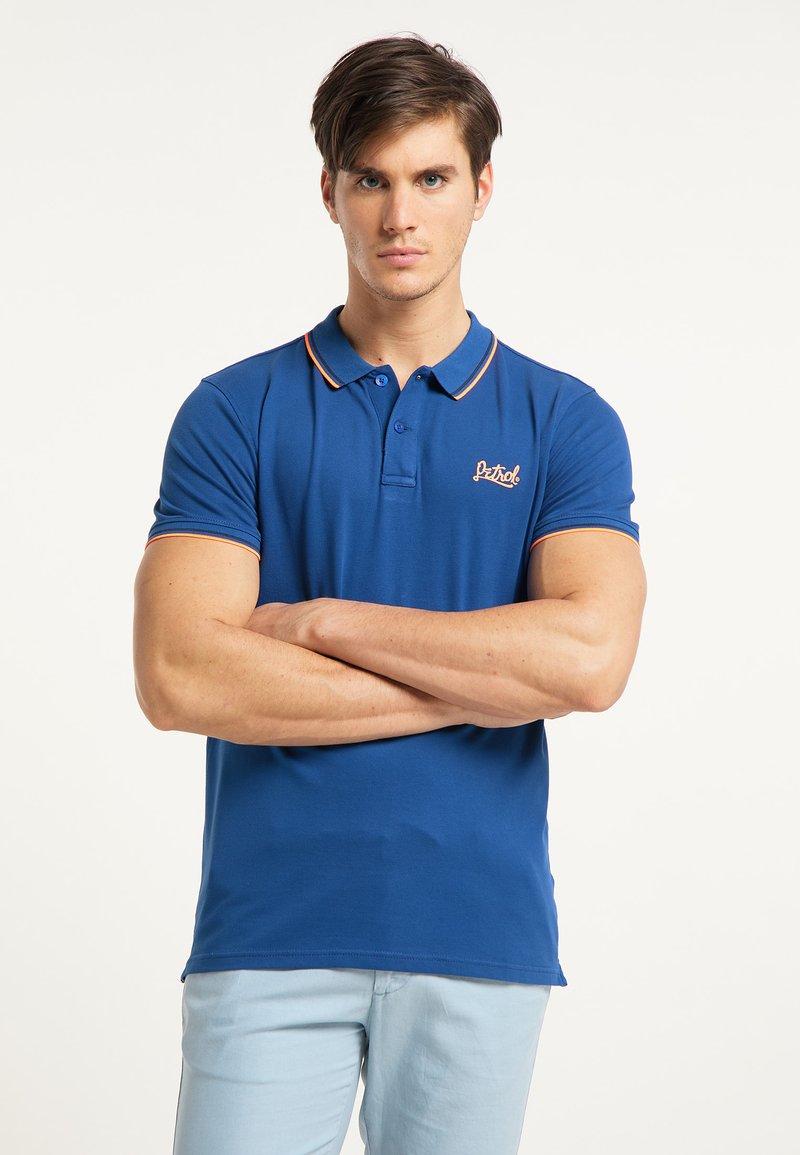Petrol Industries - Polo shirt - imperial blue