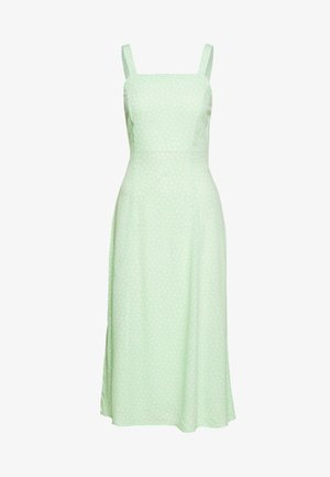 ZANE DRESS - Vapaa-ajan mekko - light green