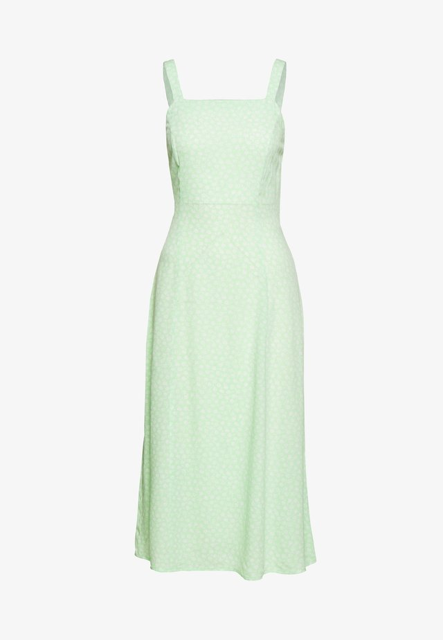 ZANE DRESS - Vestito estivo - light green