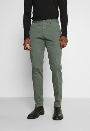 Chino kalhoty - balsam green