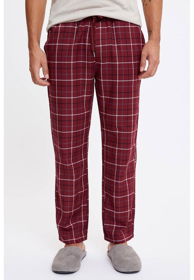 Nattøj bukser - red