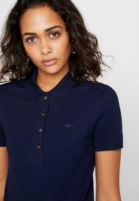 Lacoste - Sukienka letnia - navy blue - 5