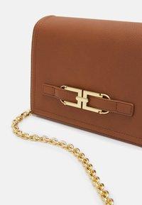 Elisabetta Franchi - WOMEN'S BAG - Across body bag - brown - 3