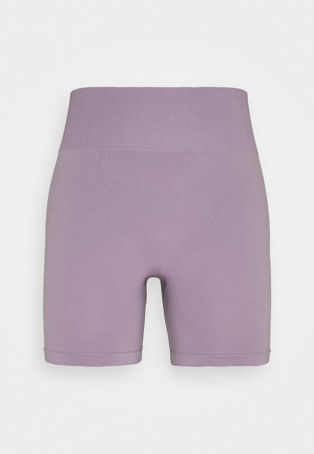 Punčochy - lilac purple