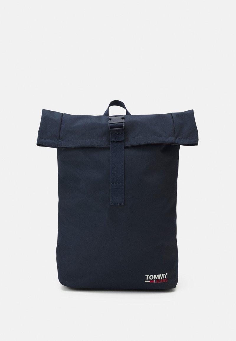 Tommy Jeans - CAMPUSROLL BACKPACK - Rucksack - blue