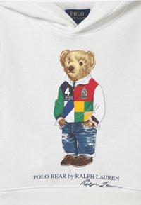 Polo Ralph Lauren - HOOD - Sweatshirts - white - 2