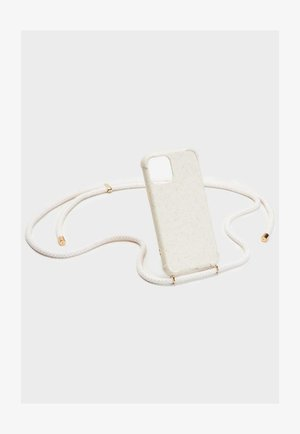 IPHONE 12/12 PRO - Phone case - beige/gold