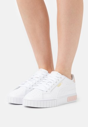 STAR  - Sneakersy niskie - white/peachskin