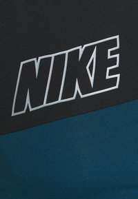 Nike Performance - LOGO BRA PAD - Sport BH - valerian blue/black/metallic cool grey - 2