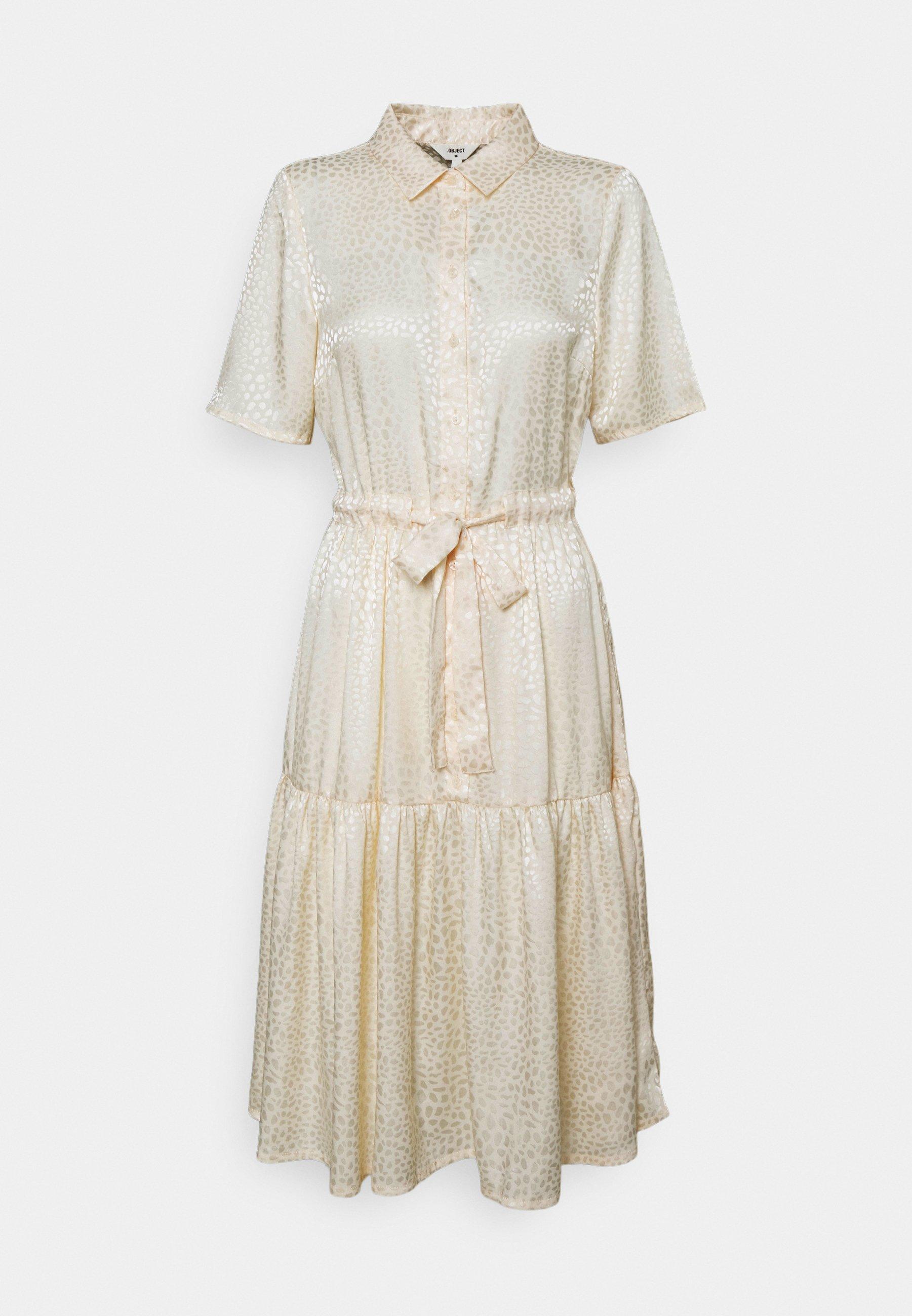 Damen OBJYALANDA DRESS  - Blusenkleid