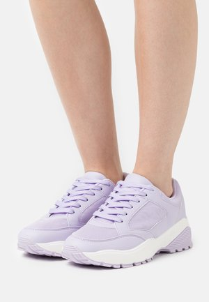 WIDE FIT CANBERRA - Trainers - lilac