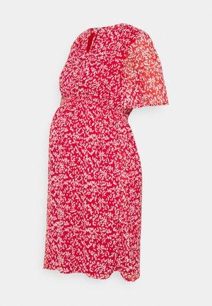 DRESS NURS SESTRI - Korte jurk - american beauty
