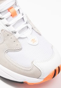 adidas Originals - Sneakers - footwear white/solar orange/clear black - 2