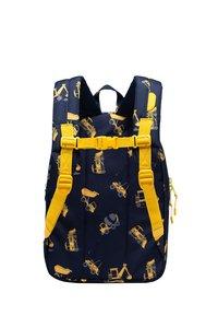 Herschel - School bag - construction zone - 1