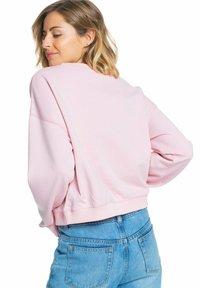 Roxy - BREAK AWAY CREW - Sweatshirt - pink mist - 2