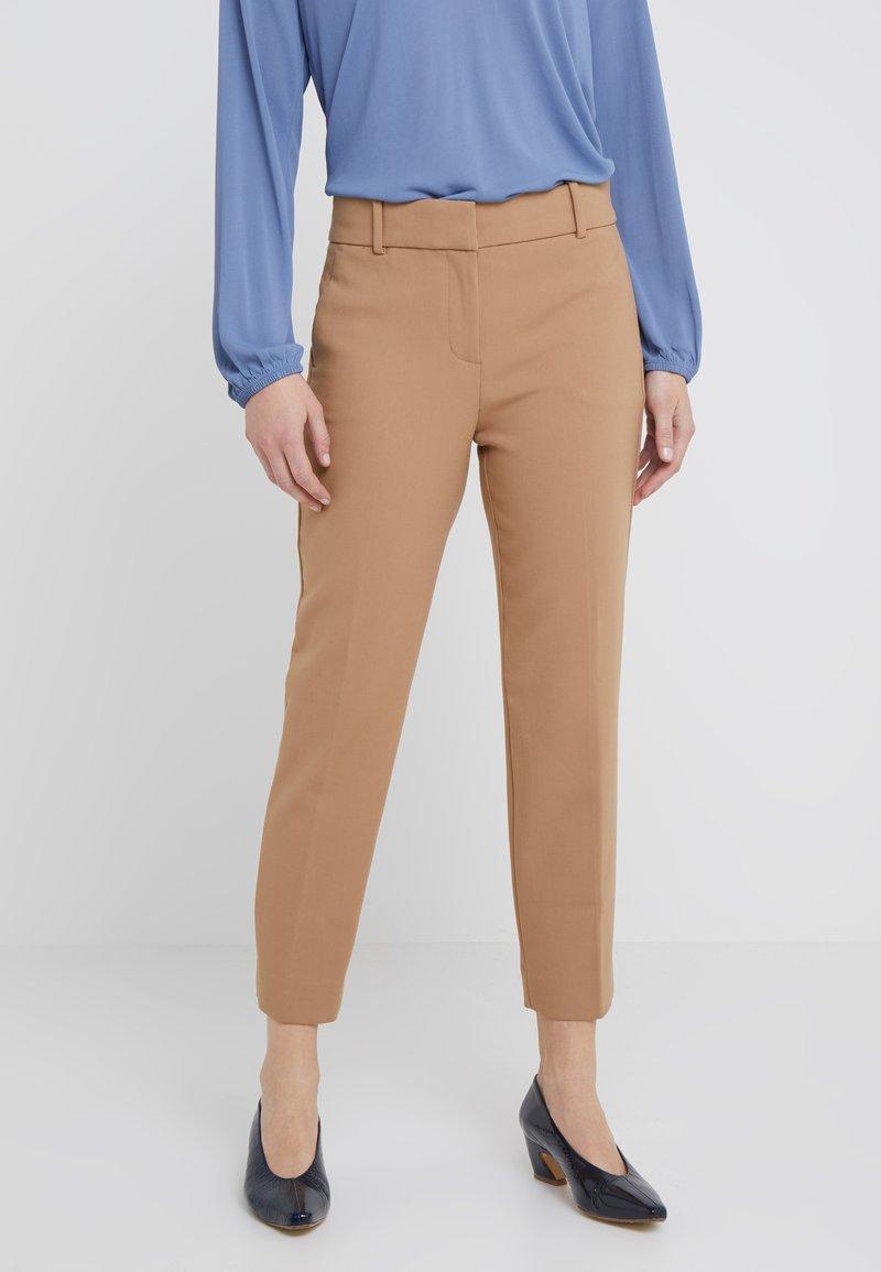 J.CREW - CAMERON PANT  - Trousers - heather saddle